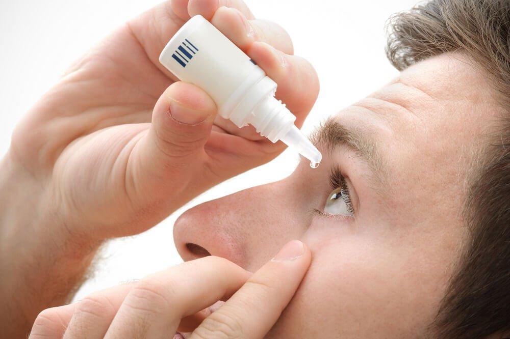 Use Lots of Eye Drops