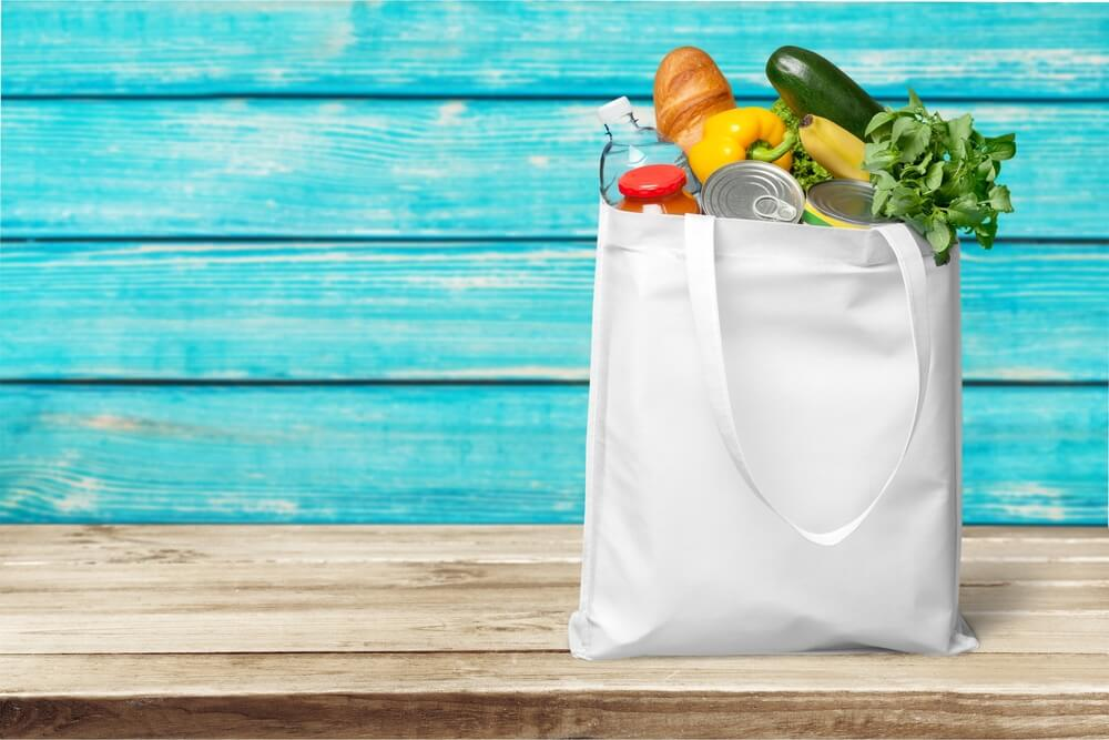 Shop With Your Own Reusable Bag