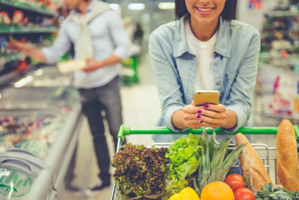 Only Buy Food You'll Eat or Can Safely Store
