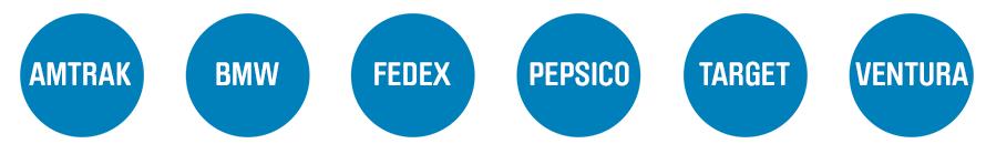 Brands using SpillFix