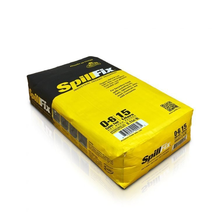Granular Absorbent Bag 4 Gallon / 15 Liter
