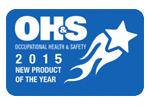 Occupational Health & Safety 2015 new product of the year