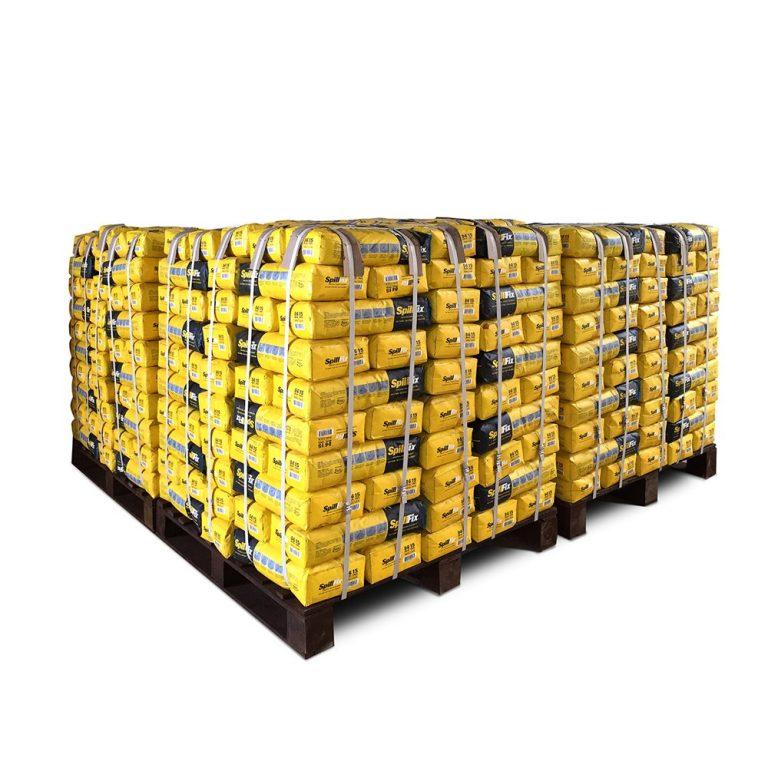 Granular Absorbent Bag 4 Gallon / 15 Liter - 4 pallets