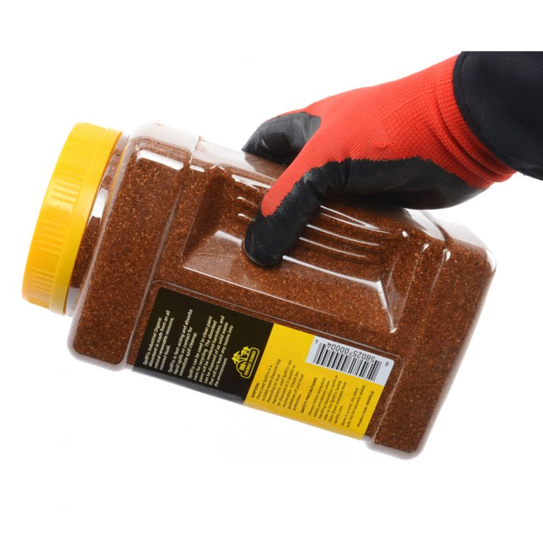 SpillFix - 3L/3Qt Shaker Jar Granular Absorbent