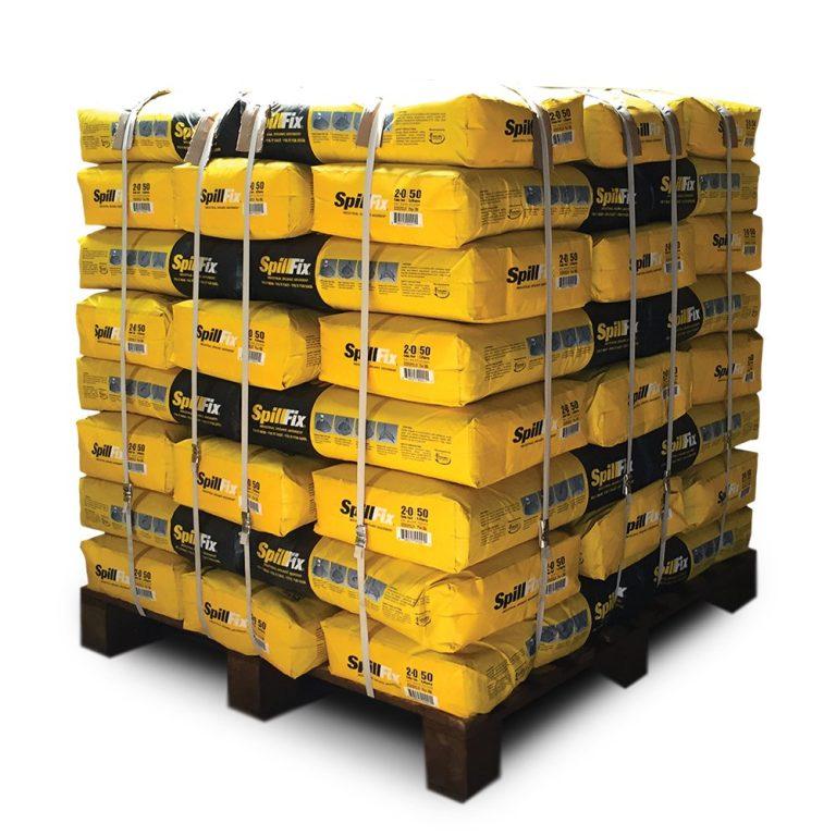 Granular Absorbent Bag 13 gallons / 50 liters Pallet