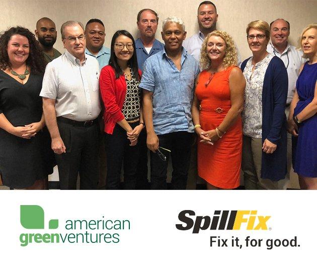 Contact the team at SpillFix