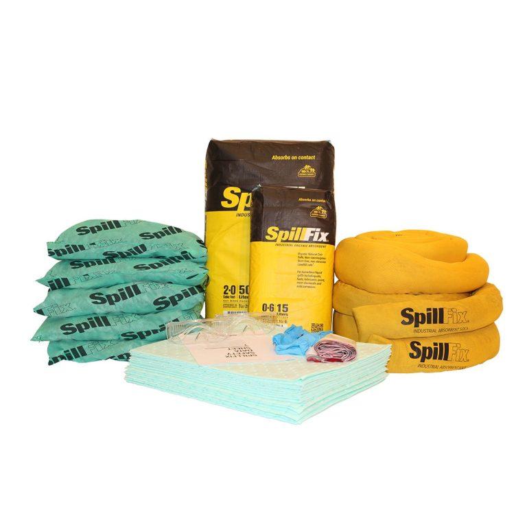 Refill for SpillFix HazMat Spill Kit in 30 Gallon Overpack Salvage Drum