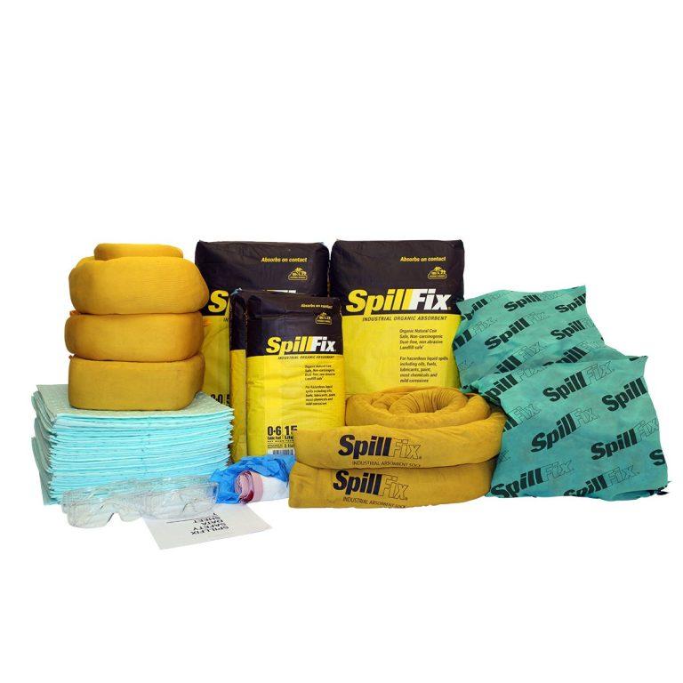 Refill for SpillFix HazMat Spill Kit in 65 Gallon Overpack Salvage Drum
