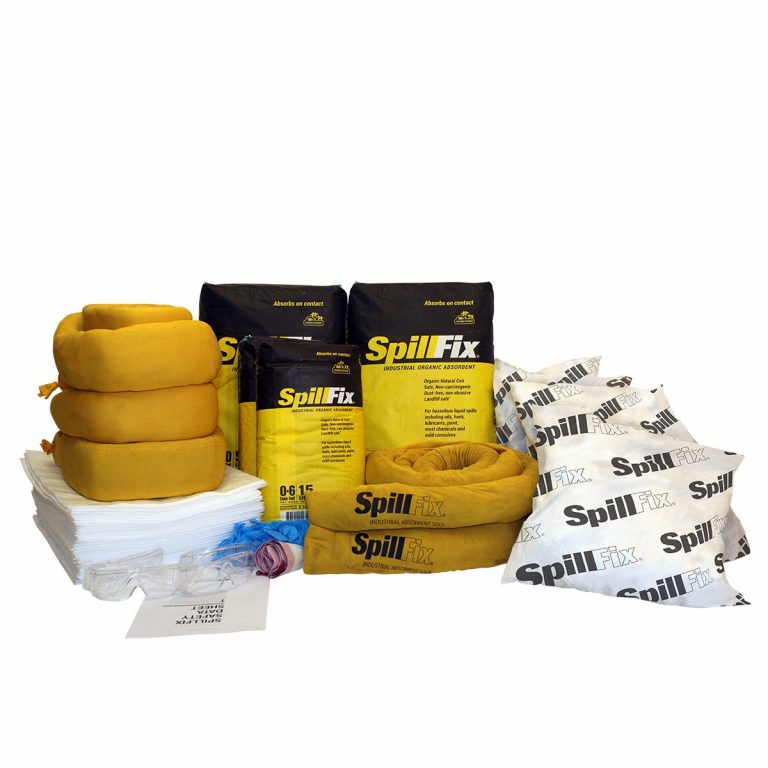 Refill for SpillFix Oil-Only Spill Kit in 65 Gallon Overpack Salvage Drum
