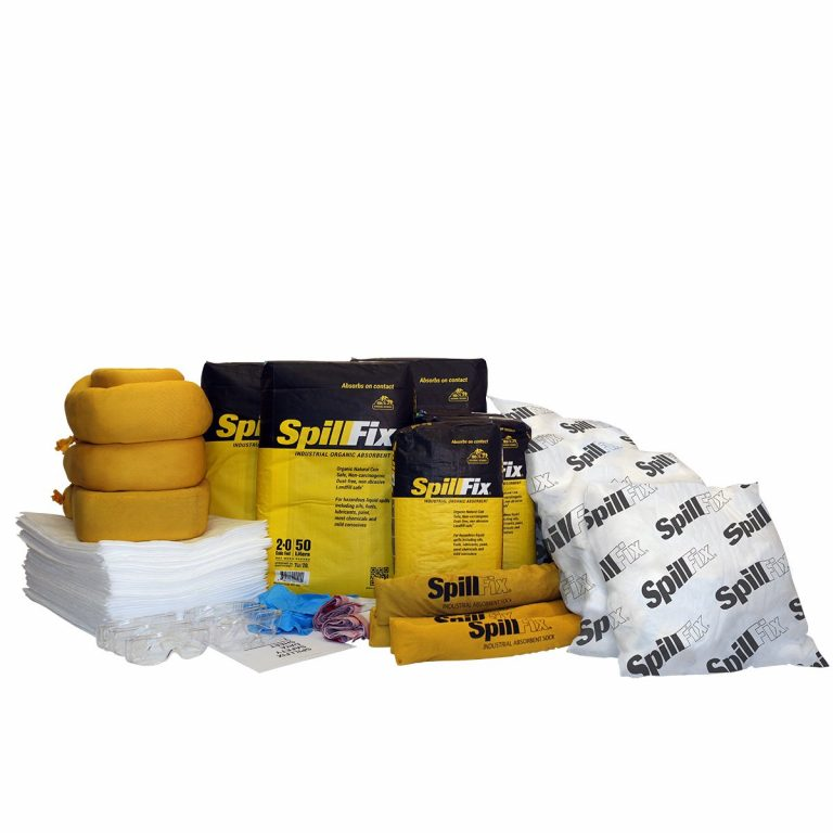 Refill for SpillFix Oil-Only Spill Kit in 95 Gallon Overpack Salvage Drum