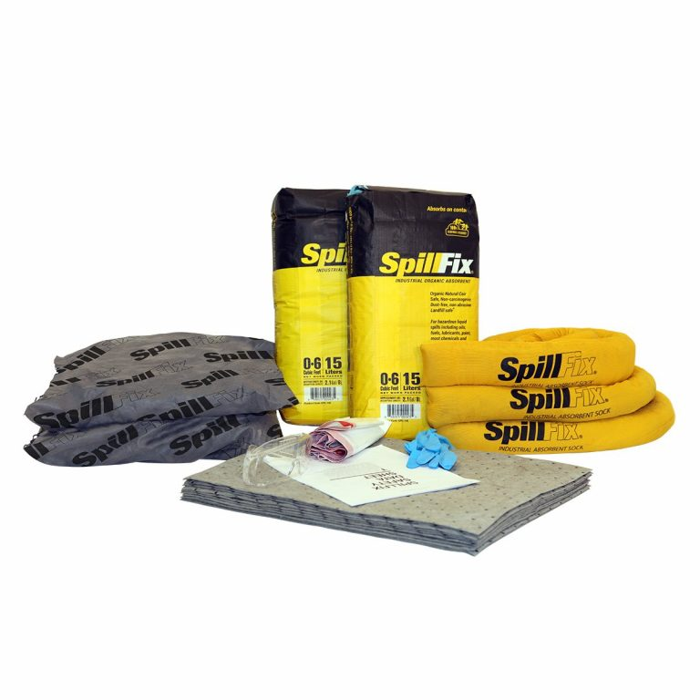 Refill for SpillFix Universal Spill Kit in 20 Gallon Overpack Salvage Drum