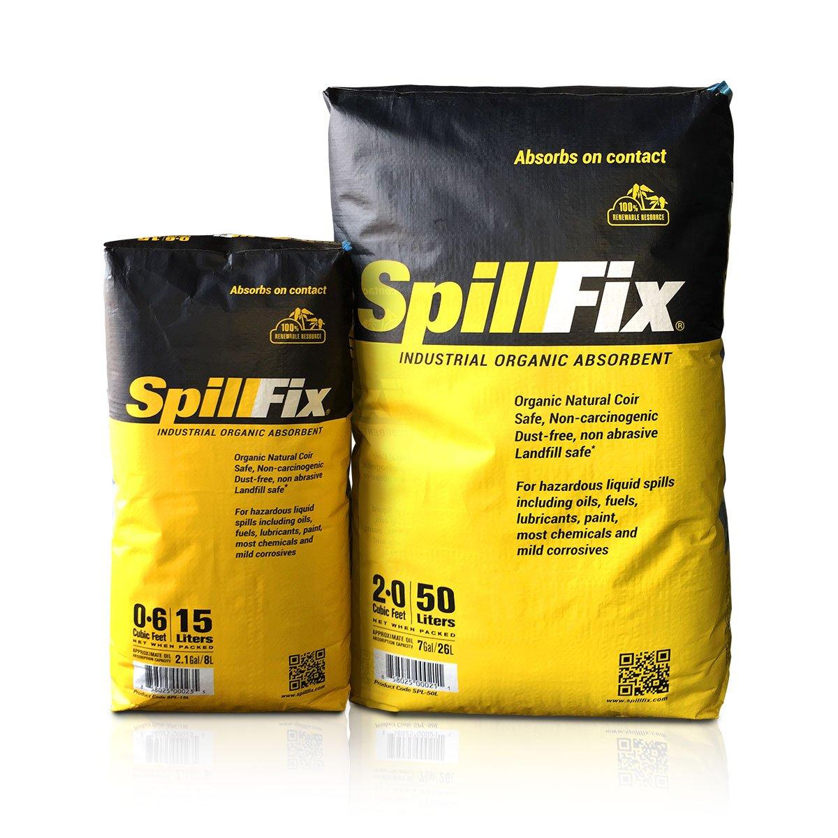 Spillfix Granular Absorbents