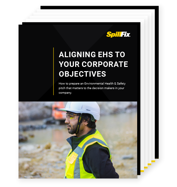aligning EHS to your corporate objectives white paper cover