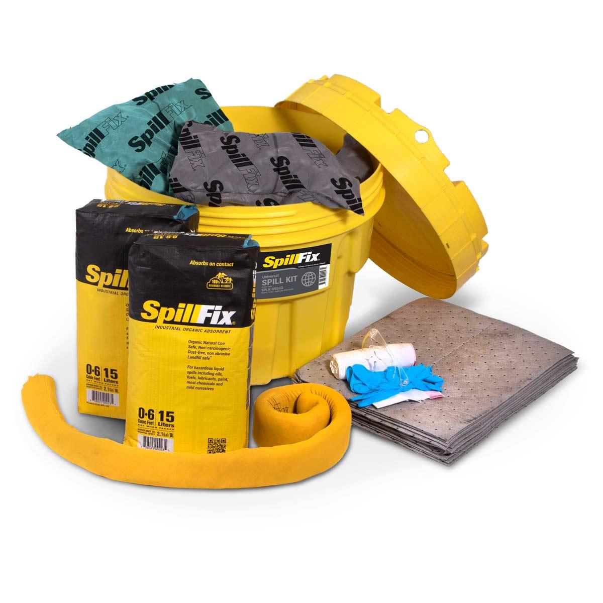 Spill Fix Universal Spill Kits